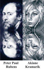 Reincarnation Case Study Heaven is for Real Jesus Painting Rubens Akiane Kramarik Reincarnation Case