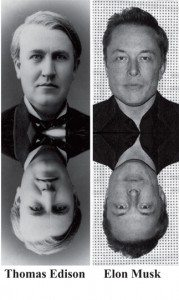 5 Thomas Edison Elon Musk Ny Fiainana ao amin'ny Zandriny any amin'ny fiainana taloha