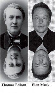 5 Thomas Edison Elon Musk Reistarnation Life Past