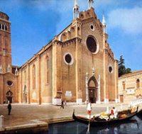 Basilica di Santa Maria Gloriosa dei Frari foscari peterson IISIS image