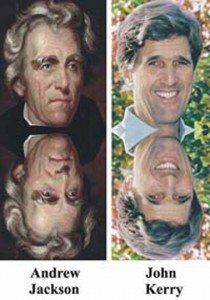 5 Andrew Jackson John Kerry Reincarnation