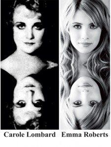 Fianarana momba ny fanambadiana virijiny 5 Carole Lombard Emma Roberts Reincarnation