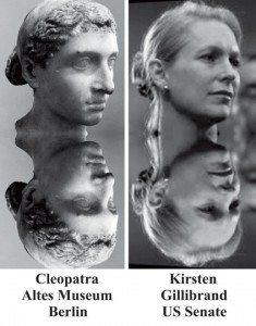 IISIS Reincarnation Case Study Cleopatra Kirsten Gillibrand Past Life Reincarnation
