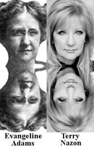 Ny Fitsaboana Générale indray dia Evangeline Adams Terry Nazon-Reincarnation