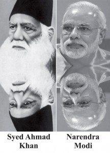 Zava-baovao momba ny fanambadiana virijiny Narenda Modi Reincarnation Syed Ahmad Khan