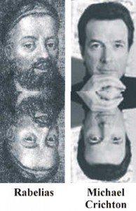 Reincarantion Case Study Rabelais-Michael-Crichton-past-life
