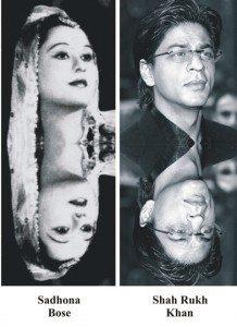Reincarnation Case Study-shah-rukh-khan-reincarnation-sadhona-bose