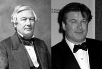 Reincarnation Case Study Alec Baldwin Millard Fillmore Reincarnation Case
